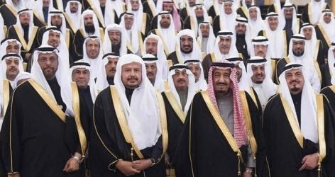 The Saudi Shake-up