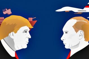 Vladimir Putin, Donald Trump and the BRICS of Contention