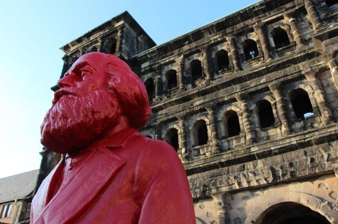 Karl Marx and Switzerland