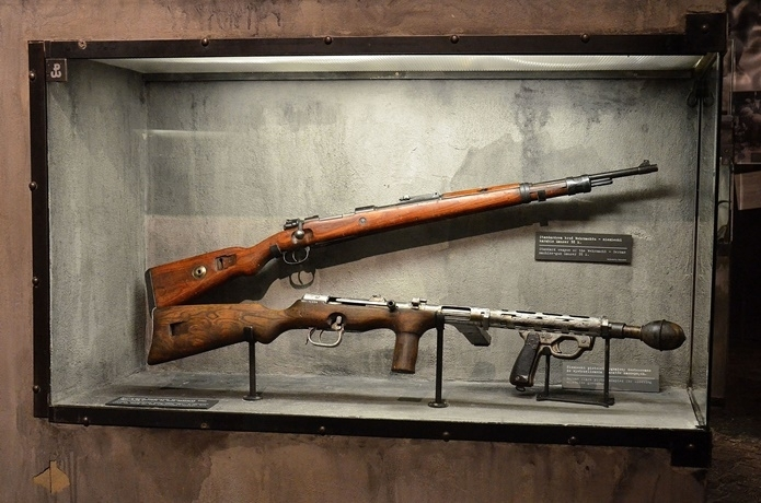 My Mauser Is Bigger than Yours